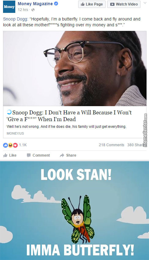 Everything That Snoop Says Is Fu*** Hilarious