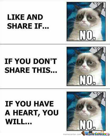 Everytime I See Those Kind Of Things On Facebook.. -.-