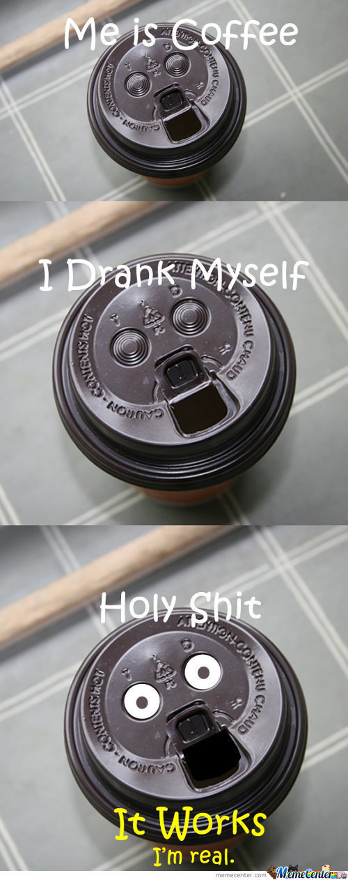 Existential Coffee