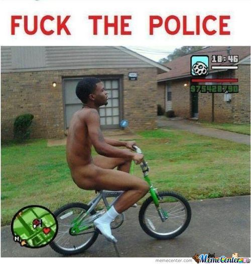 F*ck The Police!