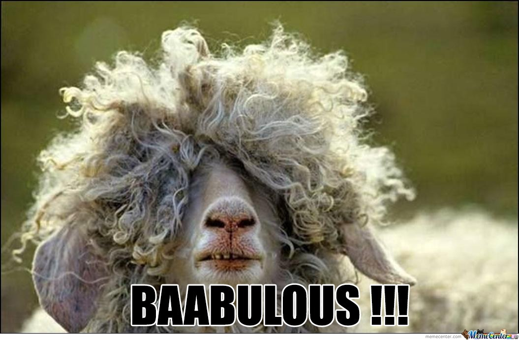 Fabulous Lamb Is...