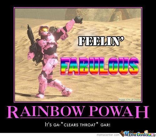 Fabulous Master Chief
