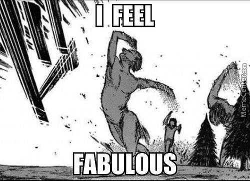 Fabulous Titan Is Fabulous