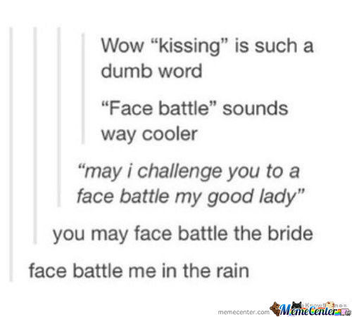 Face Battle