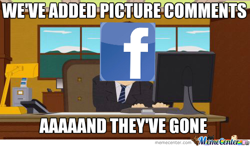 Facebook Picture Comments!