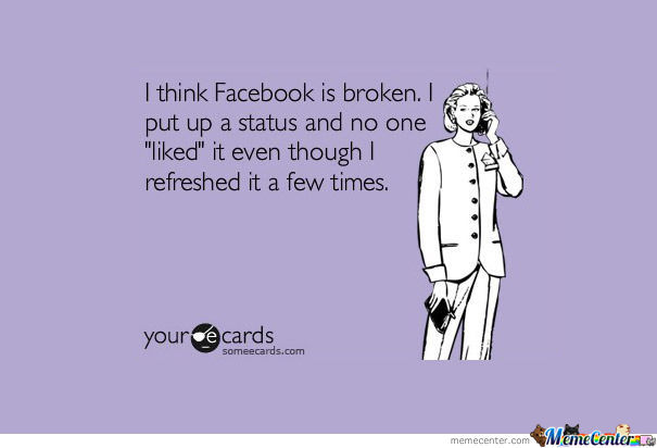 facebook sign out problems