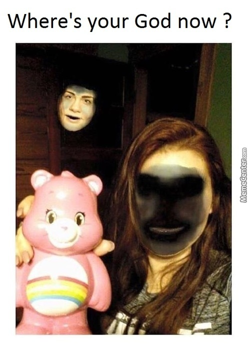 Faceswap Gone Wrong...2Spooky4Me