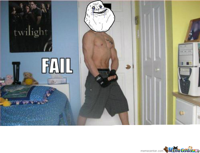Fail Tough Guy