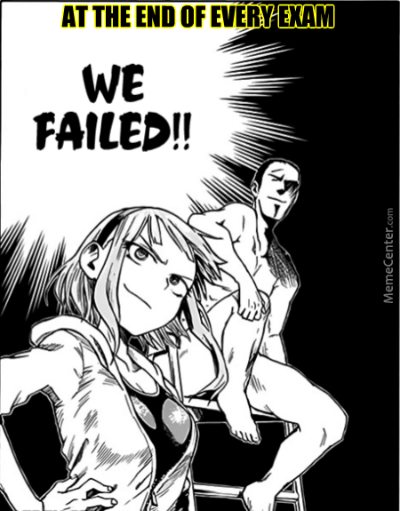 Failing Together With Your Best Friend Means You're Winning (Dagashi Kashi)