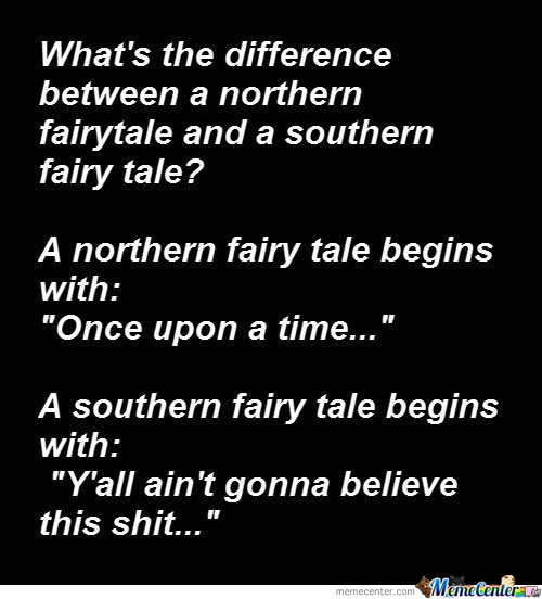 Fairy Tale North Vs South