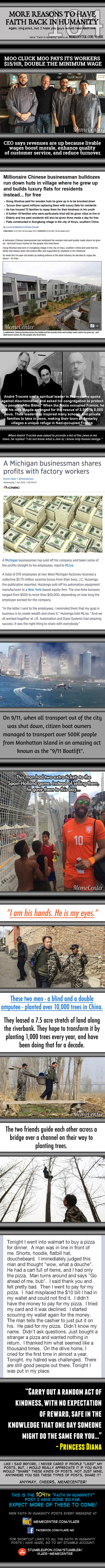 Faith In Humanity #104