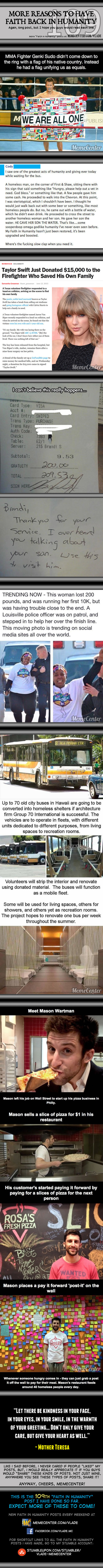Faith In Humanity #109