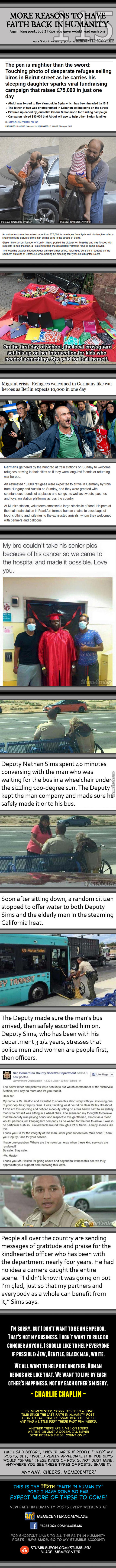 Faith In Humanity #115