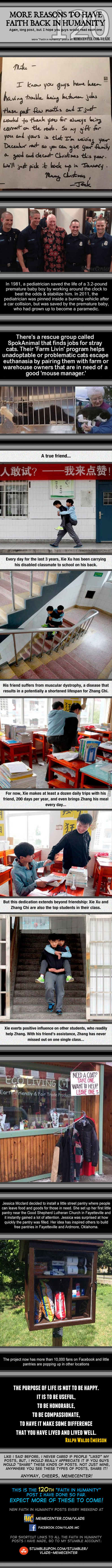 Faith In Humanity #120