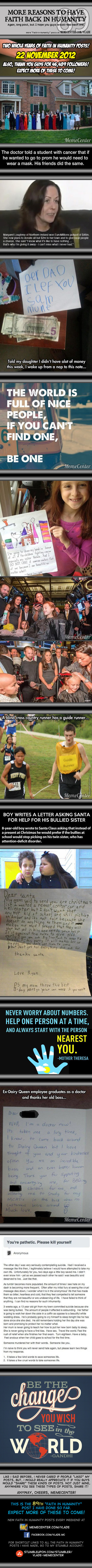 Faith In Humanity #89