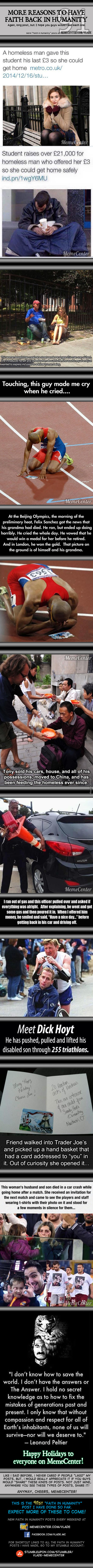 Faith In Humanity #91