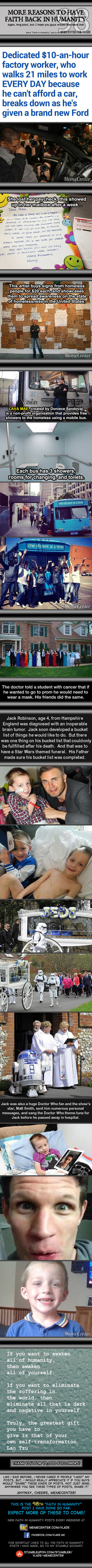 Faith In Humanity #98