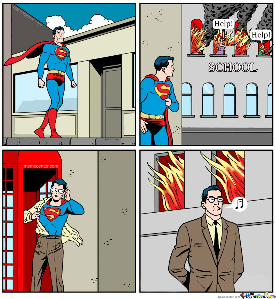 Faith In Superman