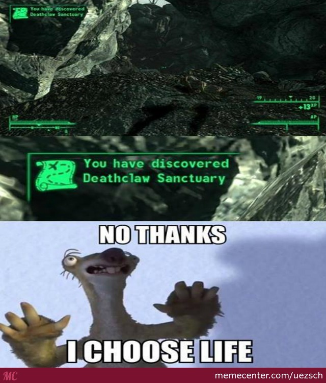 Fallout 3 Memes Related Keywords & Suggestions - Fallout 3 Memes Long Tail Keywords