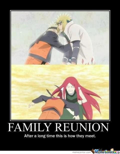 Family Reunion Level:naruto
