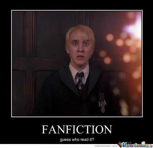 Fanfiction Is Awkward