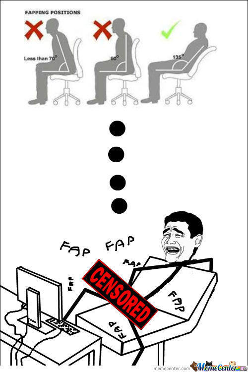 Fapping Positions