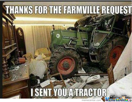 Farmville Request Xd