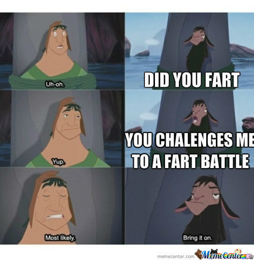 Fart Battle