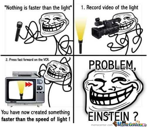 Faster Then Light