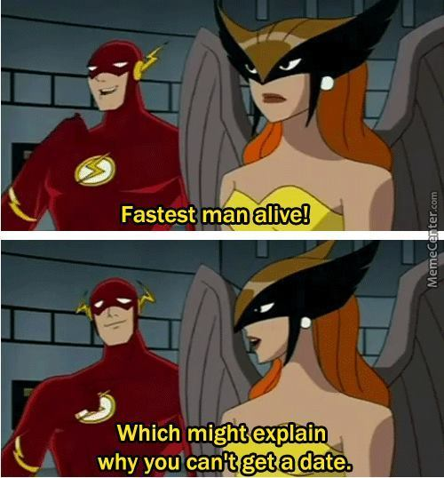 Fastest Man Alive