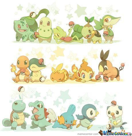 Favorite Generation And Starter?