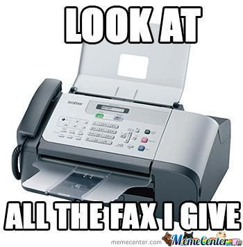 Fax I Give