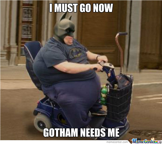 Fear Not, Citizens Of Gotham, Help Is On The Way