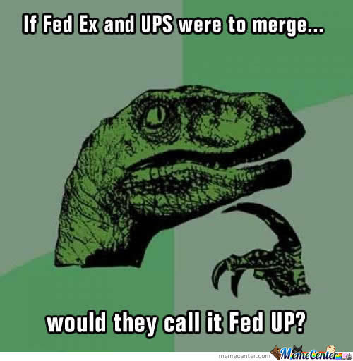 Fed Ex And Ups