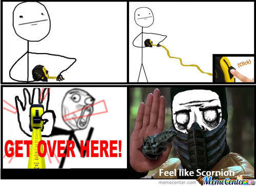 Feel Like Scorpion