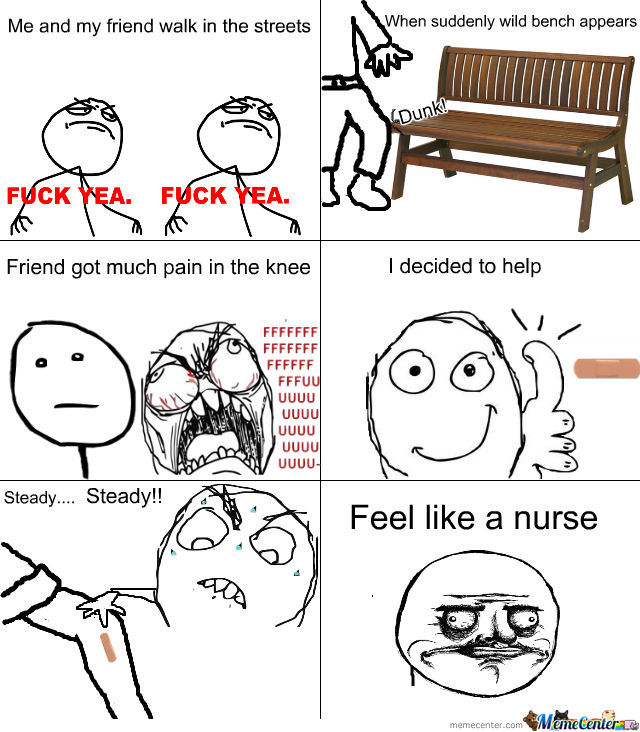 Feels Like A Nurse