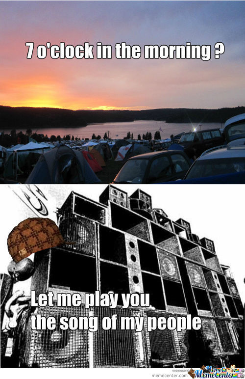 Festival Visitors Will Know