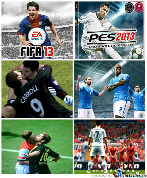 Fifa 13 Is For Faggotz