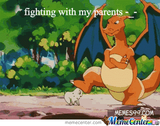 Fighting With My Parents