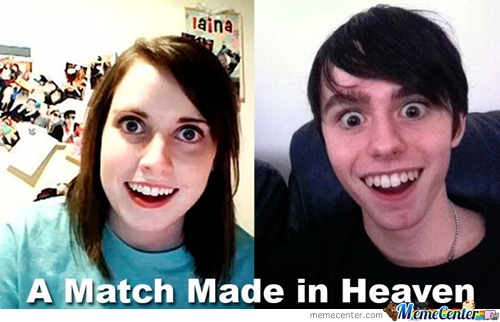 Finally A Man For Overly Attached Girlfriend