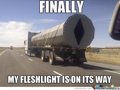 Finally Appropriate Fleshlight  Size For Mine ;d(For Faping)