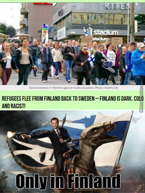 Finland Is The Only Hope Europe Has