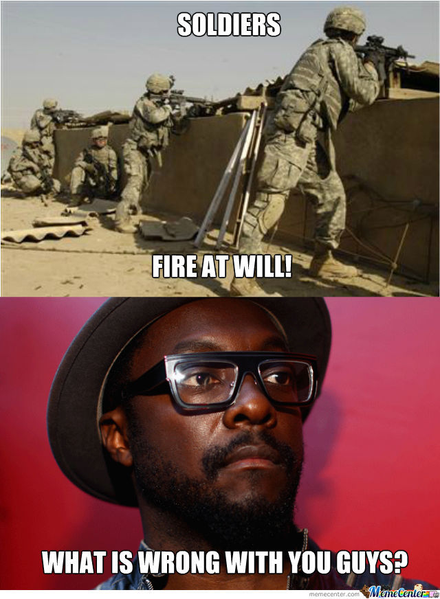Fire At Will (Remixed)