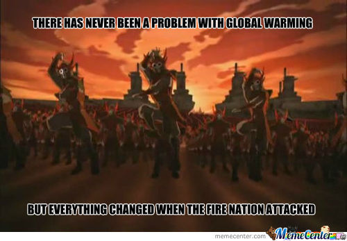 Fire Nation Again...