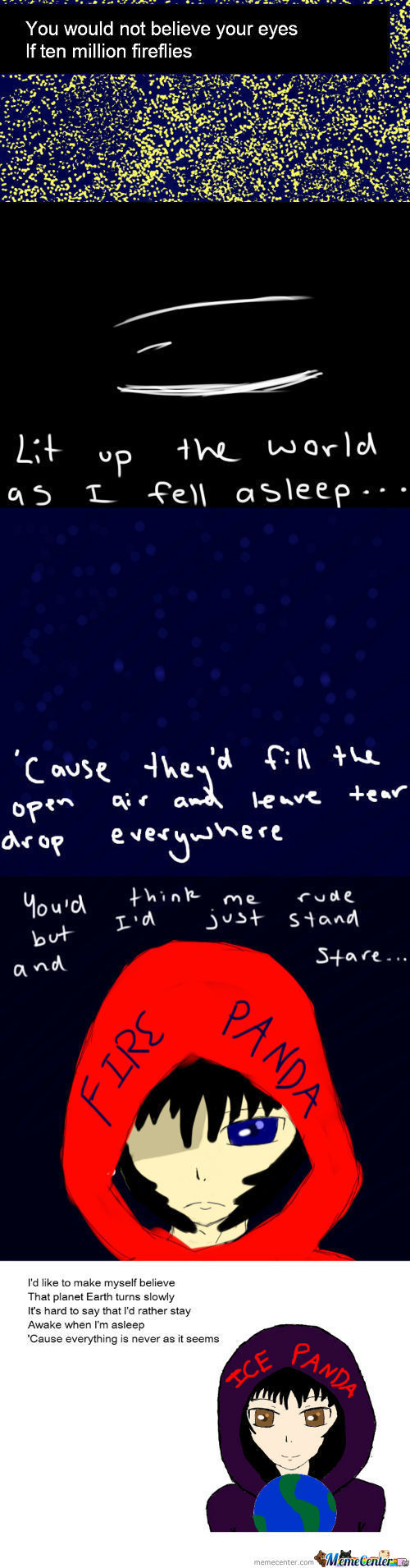 Fireflies By Owlcity