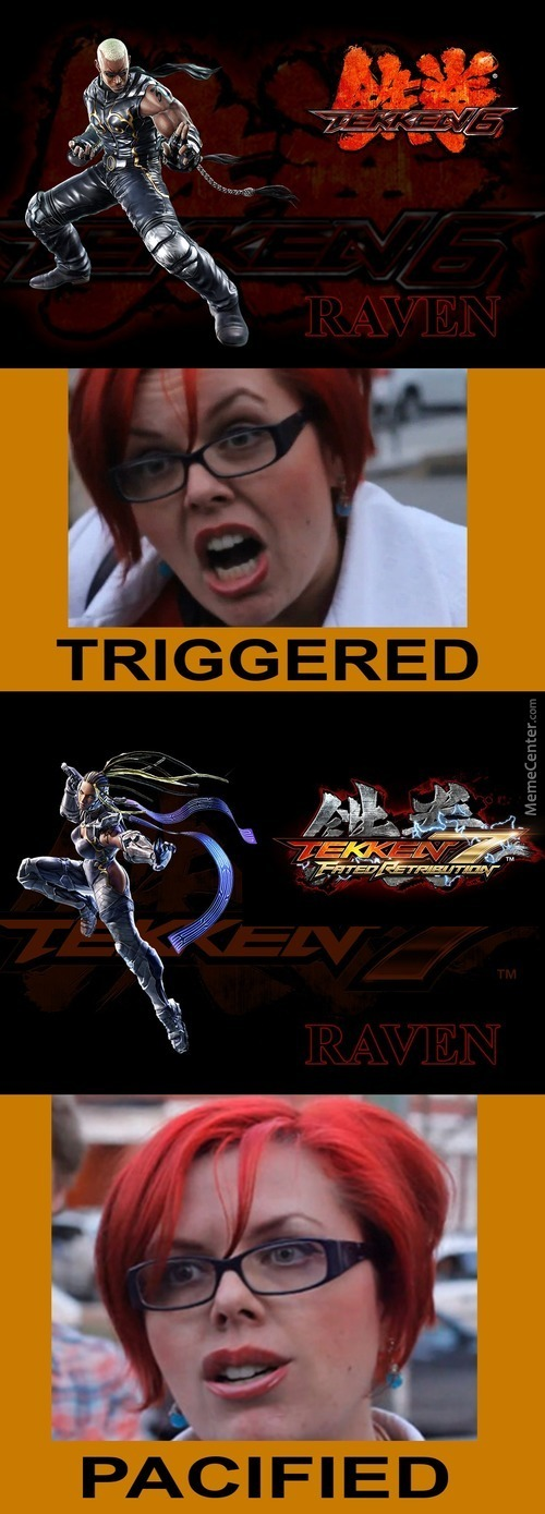 First Iron Man; Now Tekken?! This Feminist Sh*t Needs To Stop!