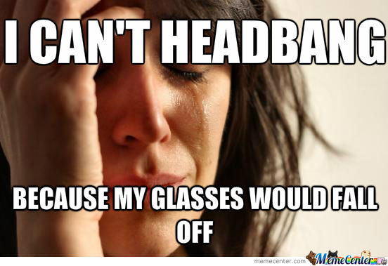 First Metalhead Problem