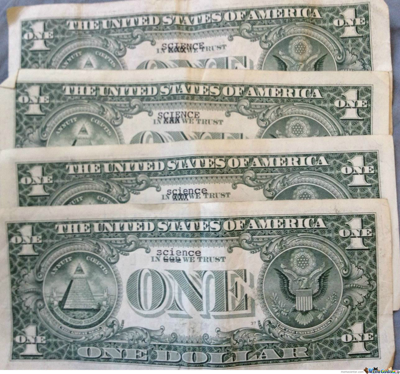 Fixing 'merica One Dollar At A Time.