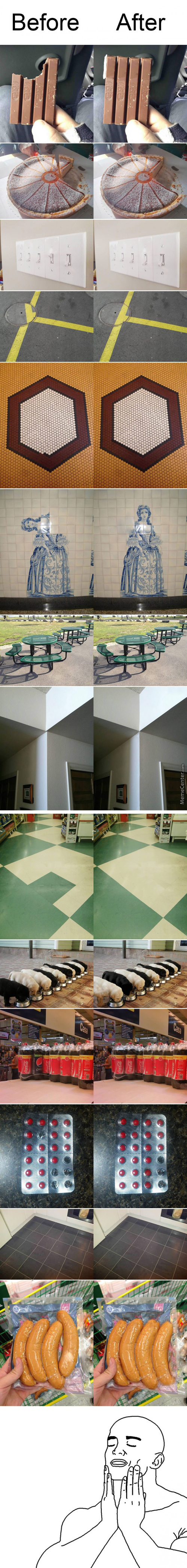 Fixing Ocd Inducing Images