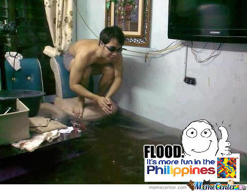 Flood More Fun In Th Ph.